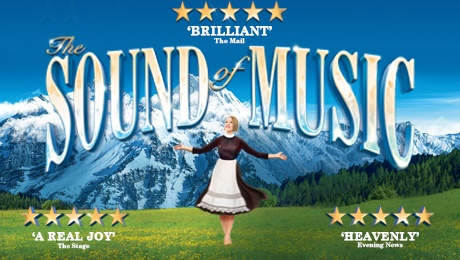 Photo of The Sound of Music at the King's Theatre Glasgow Review