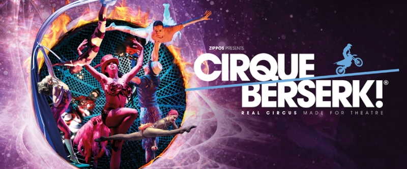Photo of Cirque Berserk at the Theatre Royal Windsor Review