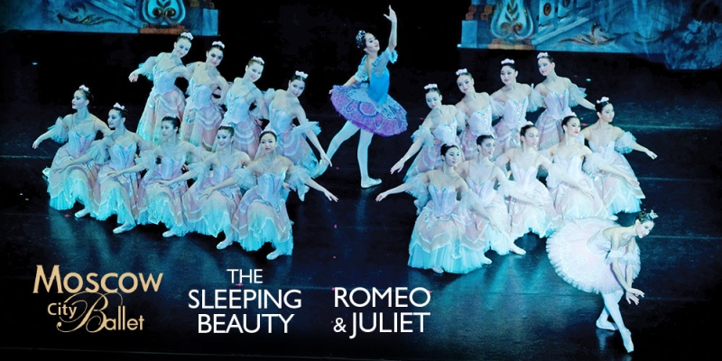 Photo of Moscow City Ballet: The Sleeping Beauty at the Royal Concert Hall Nottingham Review