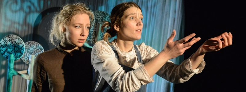 Photo of Mirror Mirror at the Nottingham Playhouse Review