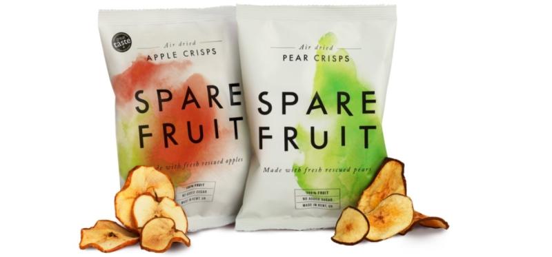 Photo of Spare Fruit: Fruit Crisps Review