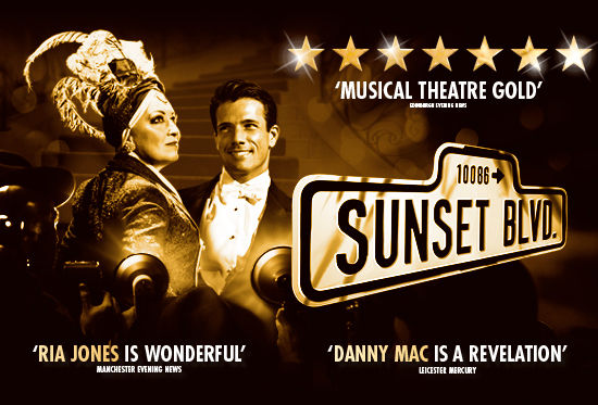 Photo of Sunset Boulevard at the Alhambra Theatre Bradford Review