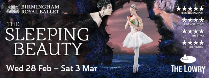 Photo of The Sleeping Beauty at The Lowry, Manchester Review