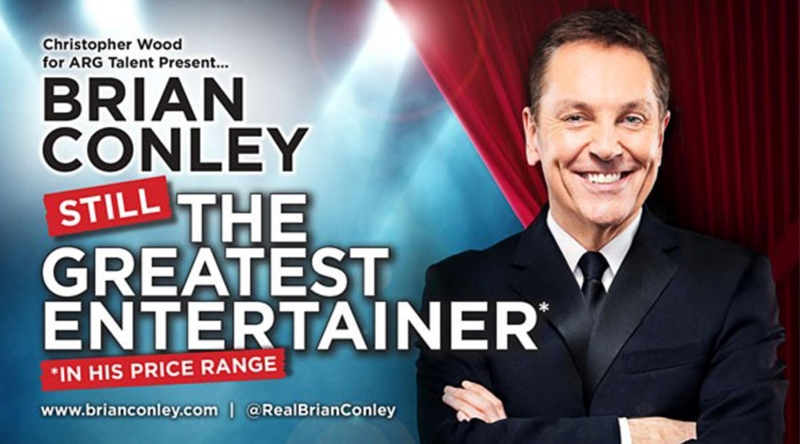 Photo of Brian Conley: Still The Greatest Entertainer in His Price Range at Preston Guildhall Review