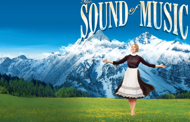 Photo of The Sound of Music at the Kings Theatre Portsmouth Review