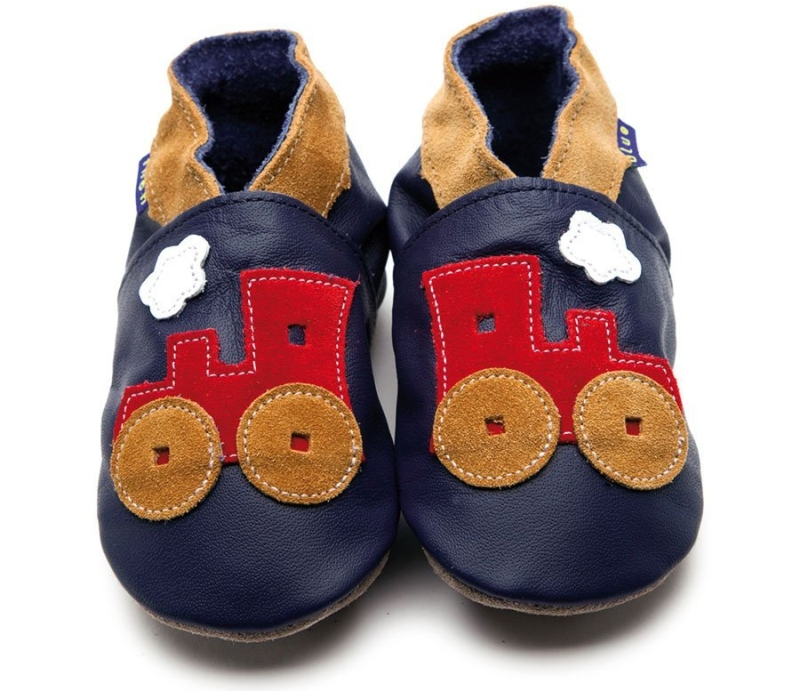 Photo of Inch Blue Toot Train Children's Shoes Review