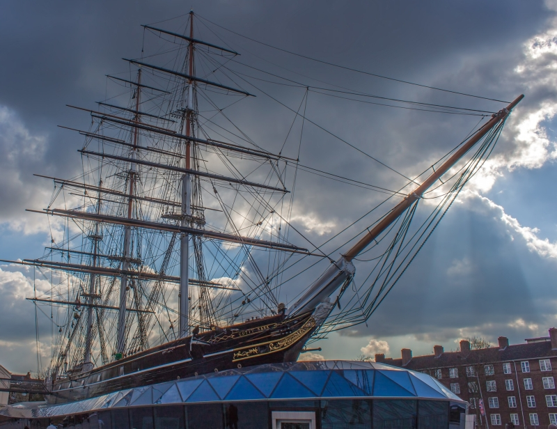 Photo of The Cutty Sark Review