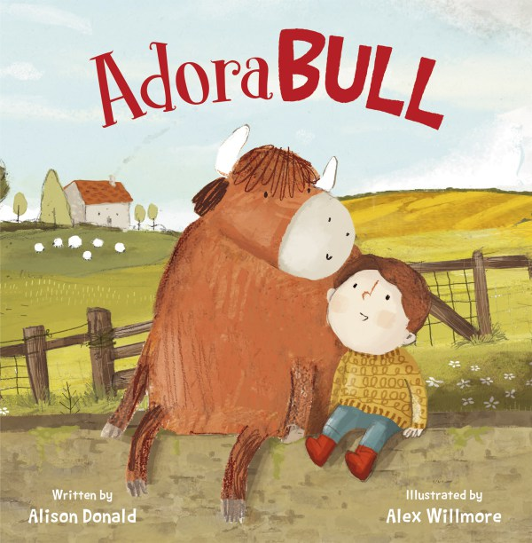 Photo of AdoraBULL by Alison Donald and Alex Willmore Review
