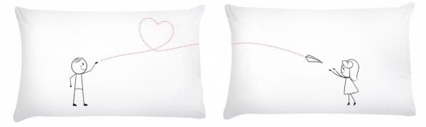 Cult Furniture Love Story Pillowcase