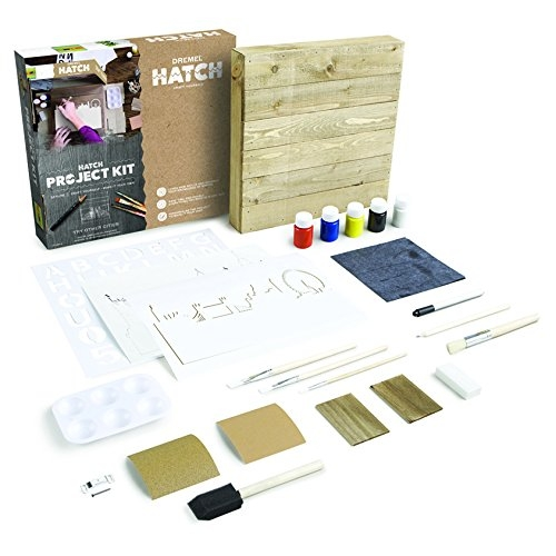 Photo of Dremel Hatch Project Kit: Skyline Pallet Art Review