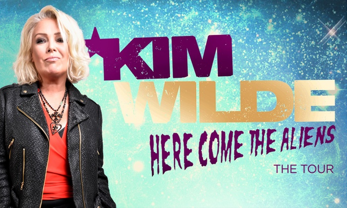 Photo of Kim Wilde: Here Come the Aliens Tour at Buxton Opera House Review