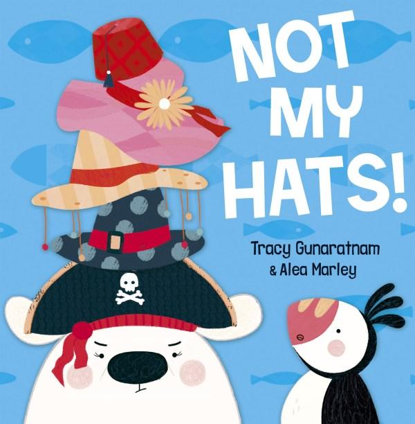 Photo of Not My Hats! by Tracy Gunaratnam Review