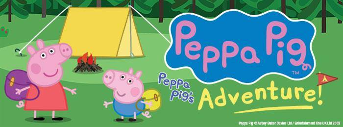 Photo of Peppa Pig's Adventure at the Victoria Theatre Halifax Review