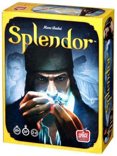 Photo of Asmodee Splendor Game Review