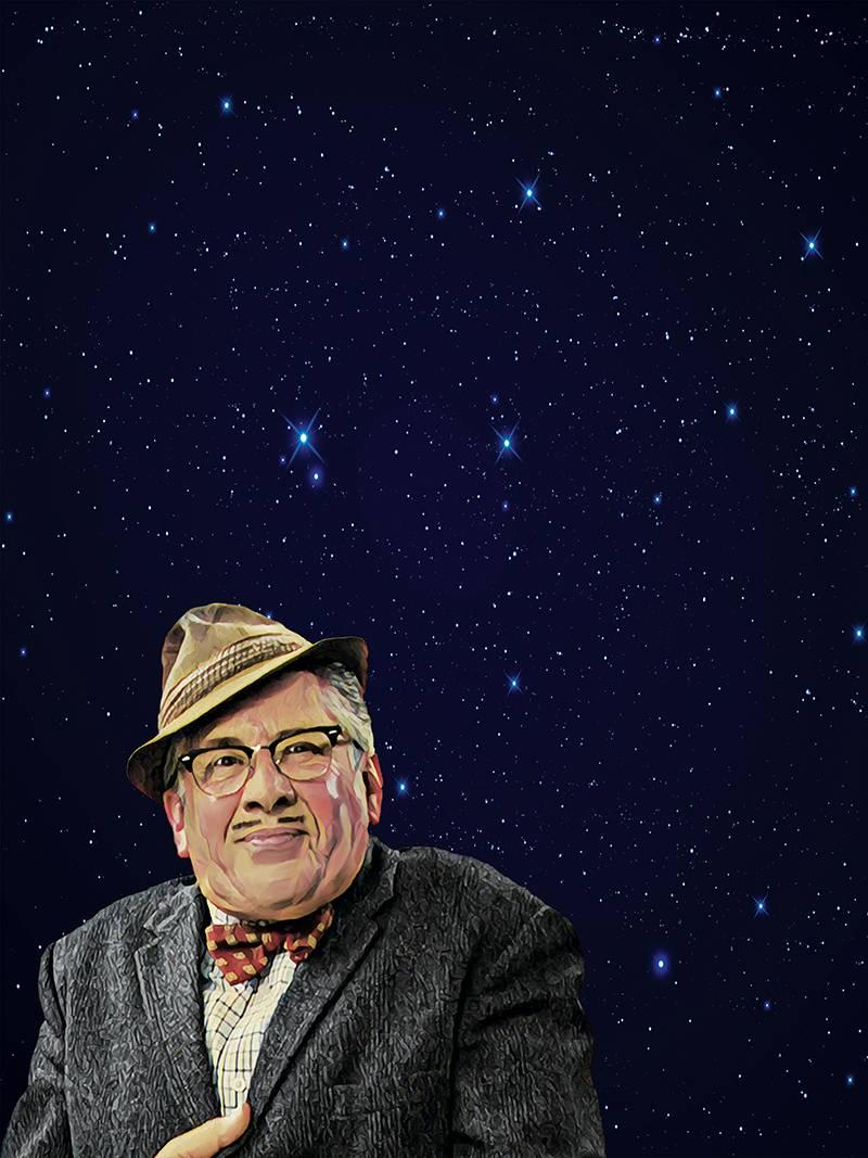 Photo of Count Arthur Strong is Alive and Unplugged in 2018 at The Lowry Review
