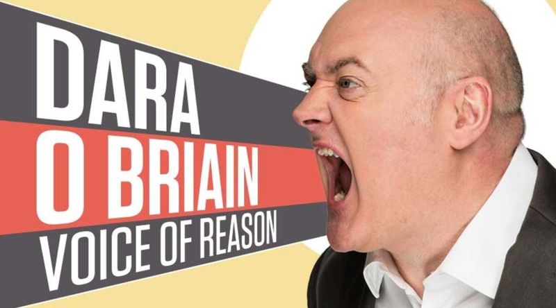Photo of Dara Ó Briain: Voice of Reason at the Royal Concert Hall Nottingham Review