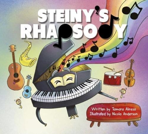 Photo of Steiny's Rhapsody by Tamara Alireza Review