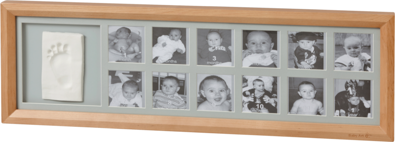Photo of Baby Art My First Year Wooden Frame Review