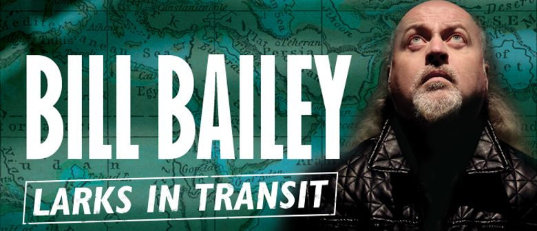 Photo of Bill Bailey – Larks in Transit at the Parr Hall Warrington Review