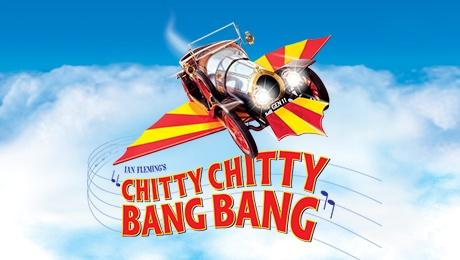 Photo of Chitty Chitty Bang Bang at the New Alexandra Theatre Birmingham Review