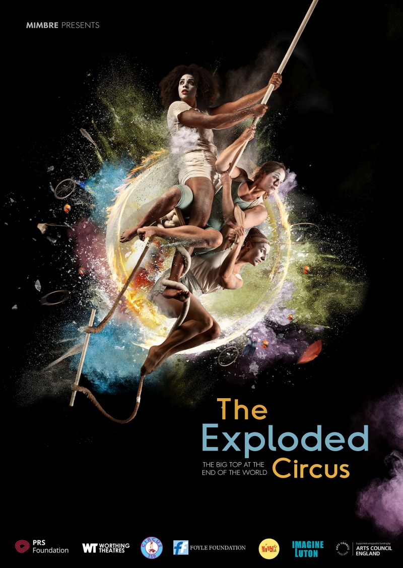 Photo of The Exploded Circus at The Lowry Manchester Review