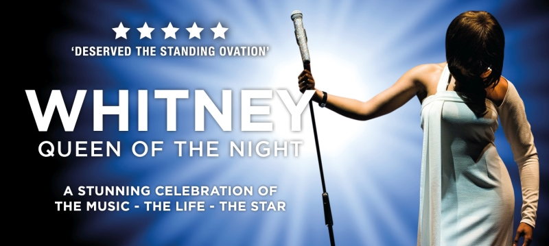 Photo of Whitney – Queen of the Night at Buxton Opera House Review