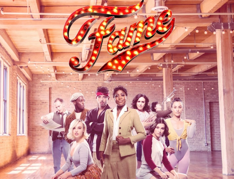 Photo of Fame The Musical at the King's Theatre Glasgow Review