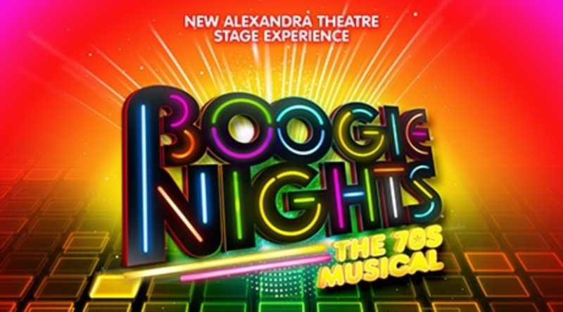 Photo of Boogie Nights The 70s Musical at the New Alexandra Theatre Birmingham