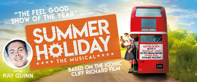 Photo of Summer Holiday at the King's Theatre Glasgow Review
