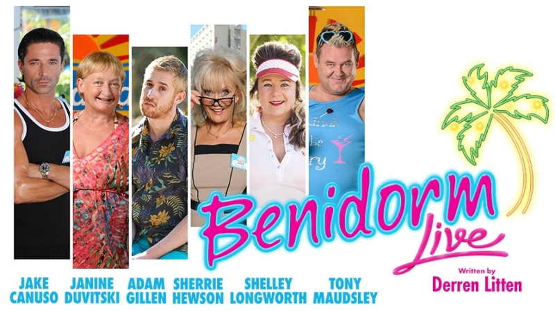 Photo of Benidorm Live at Alhambra Theatre Bradford Review