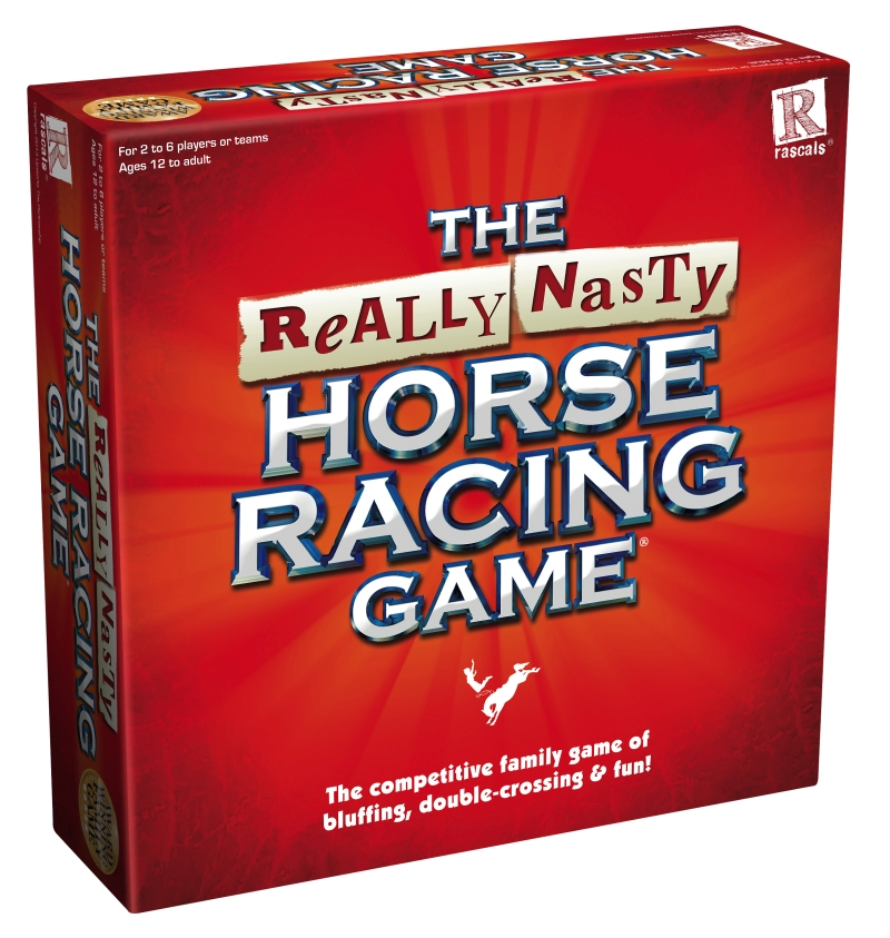 Photo of The Really Nasty Horse Racing Game Review