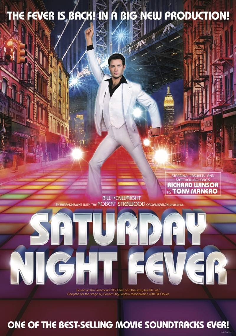 Photo of Saturday Night Fever at the Edinburgh Playhouse Review