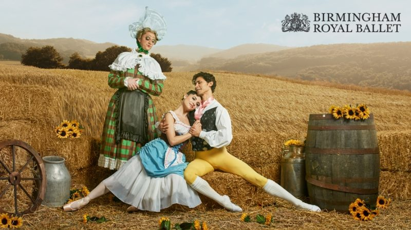 Photo of La Fille Mal Gardee at the Theatre Royal Plymouth Review