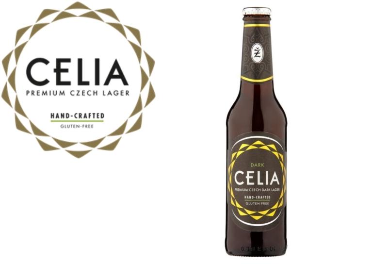 Photo of Dark Celia Gluten-Free Premium Czech Dark Lager Review