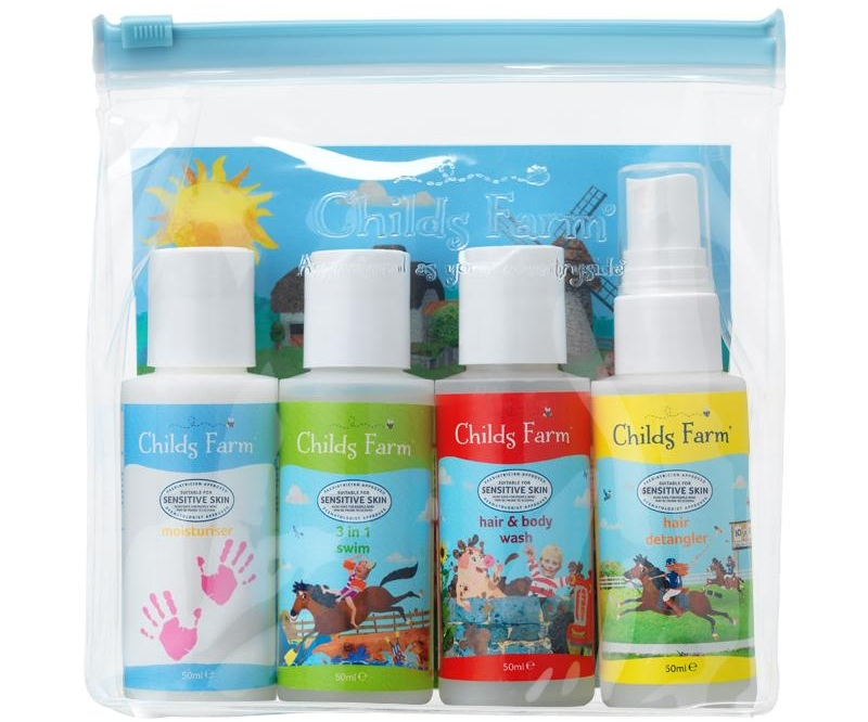 Photo of Childs Farm Little Essentials Kit Review