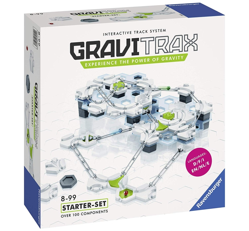 Photo of GraviTrax Interactive Track System Review