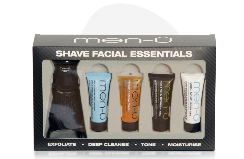 Photo of Men-U Shave Facial Essentials Kit Review