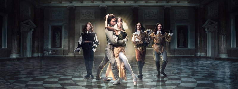 Photo of Northern Ballet – The Three Musketeers at the Theatre Royal Nottingham Review