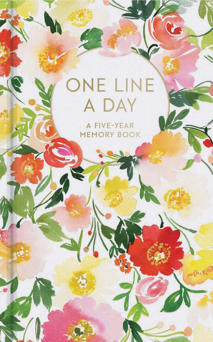 Photo of One Line a Day: A Five-Year Memory Book by Yao Cheng Review