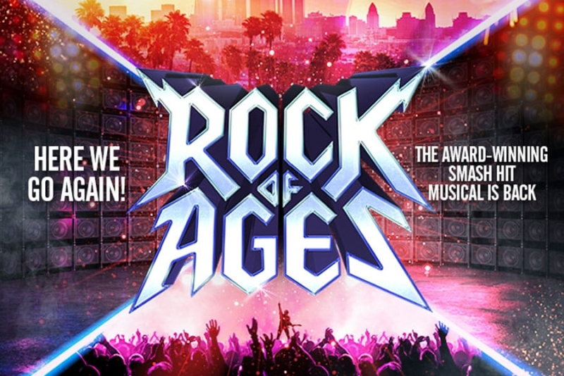 Photo of Rock of Ages at the Liverpool Empire Review