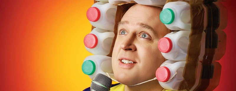 Photo of Tim Vine: Sunset Milk Idiot at the Nottingham Playhouse Review
