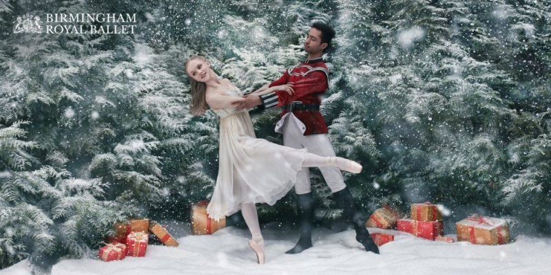 Photo of The Nutcracker at the Birmingham Hippodrome Review
