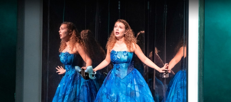 Photo of Glyndebourne's Cinderella (Cendrillon) at the New Victoria Theatre Woking Review