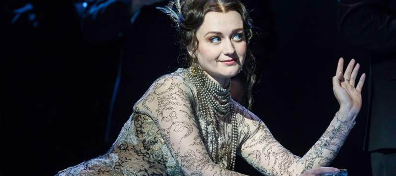 Photo of Glyndebourne's La Traviata at the New Victoria Theatre Woking Review