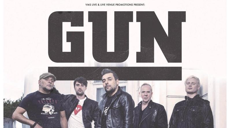 Photo of Gun at the Preston Guild Hall Review