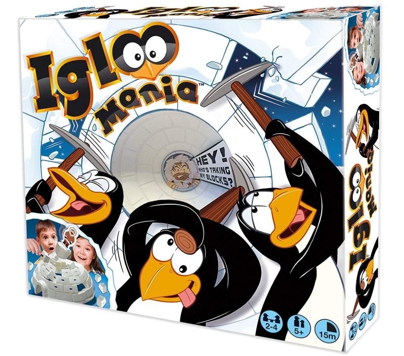 Photo of Brainstorm's Igloo Mania Review