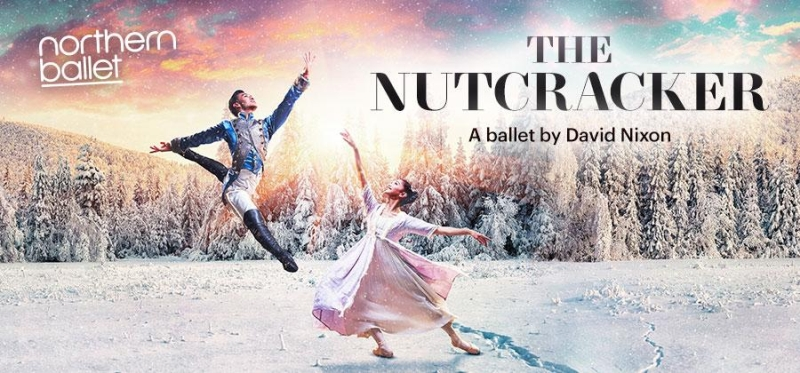 Photo of Northern Ballet's The Nutcracker at the New Victoria Theatre Woking Review