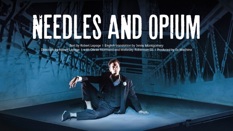 Photo of Needles and Opium at the Theatre Royal Plymouth Review