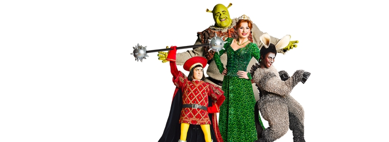 Photo of Shrek the Musical at the Mayflower Theatre Southampton Review