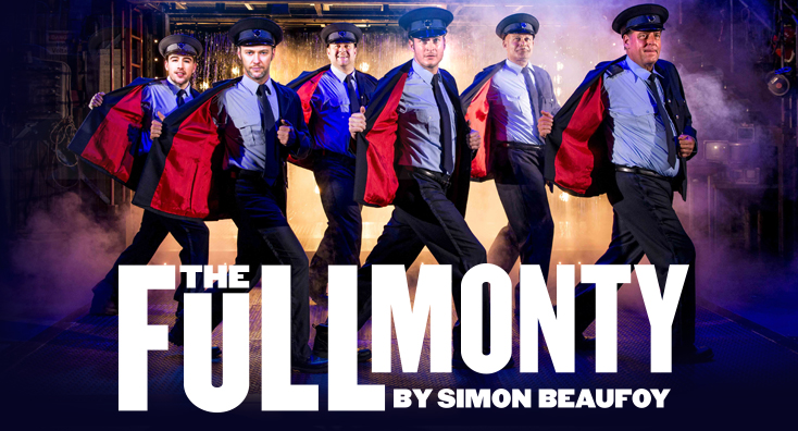 Photo of The Full Monty at the Cliffs Pavilion Southend Review